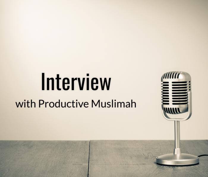Productive Muslimah